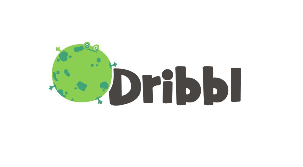 Разработка логотипа для сайта Dribbl.ru фото f_2075a9e50170834d.png