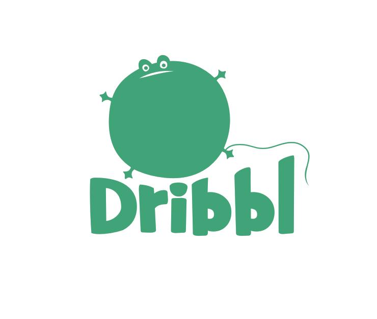 Разработка логотипа для сайта Dribbl.ru фото f_3675a9fa6623417b.png