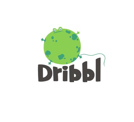 Разработка логотипа для сайта Dribbl.ru фото f_7515a9fa642a23df.png
