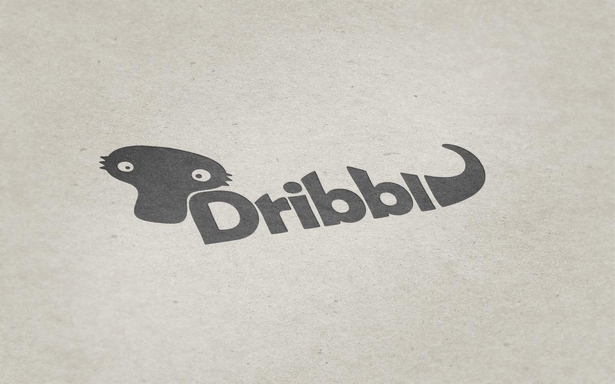 Разработка логотипа для сайта Dribbl.ru фото f_8495a9e4f9ec97d9.jpg