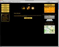 Рассчёт стоимости такси