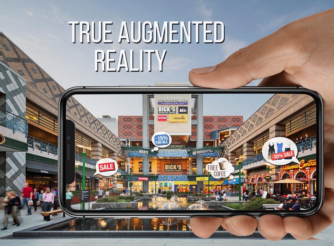 Реклама приложения для iPhone