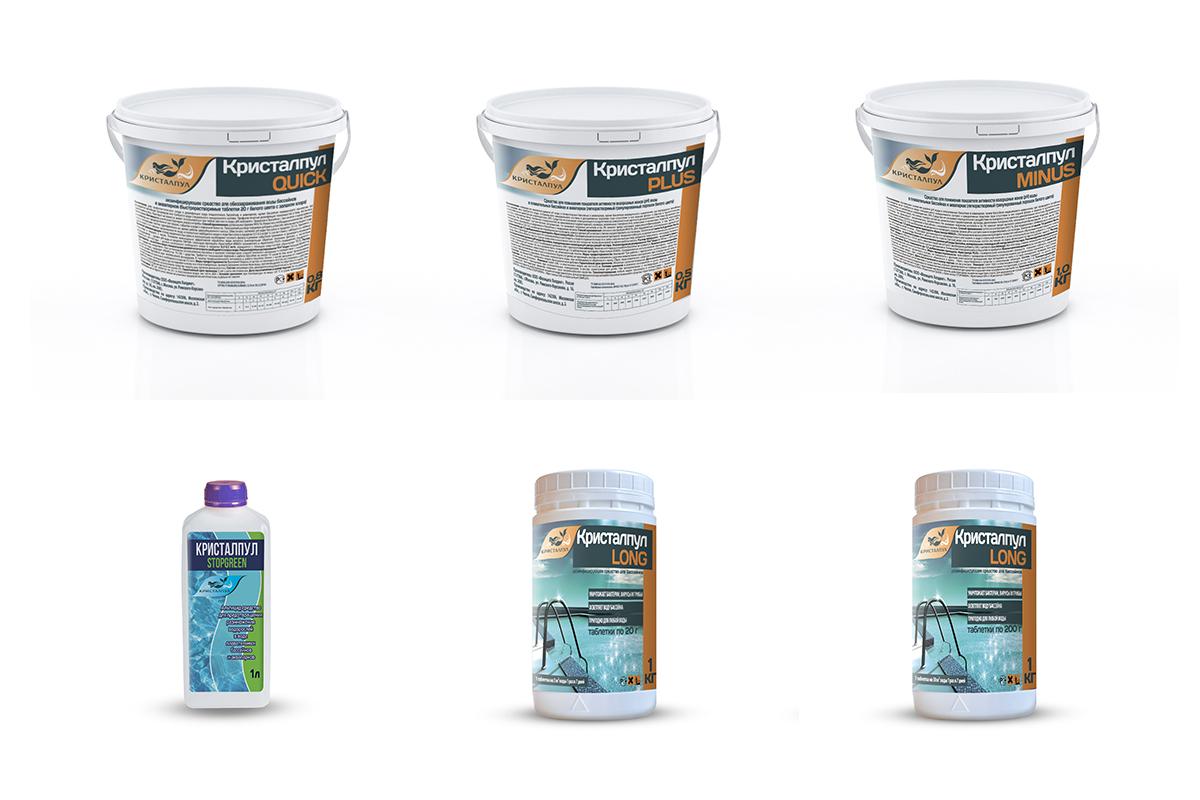 Визуализация упаковки (стройматериалы)