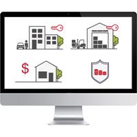 Иконки Аренда недвижимости