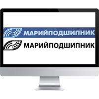 отрисовка лого подшипники