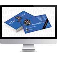 визитка vape-магазина