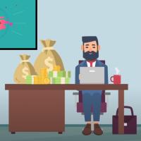CryptolandBTC - рекламный ролик