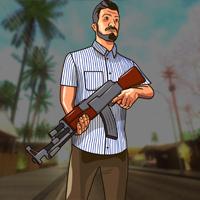 Отрисовка персонажа в стиле GTA:SA