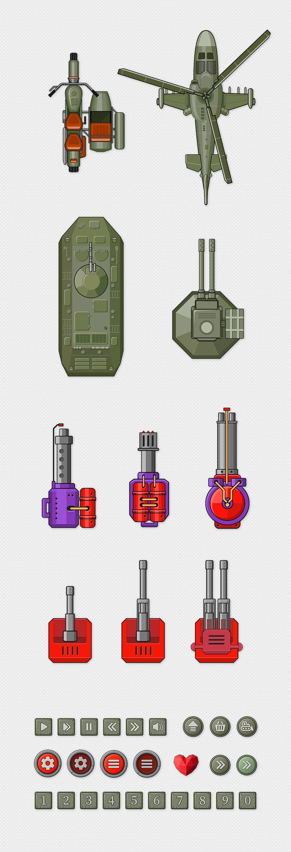 Иллюстрации к игре
