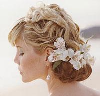 Искусство свадебной прически
