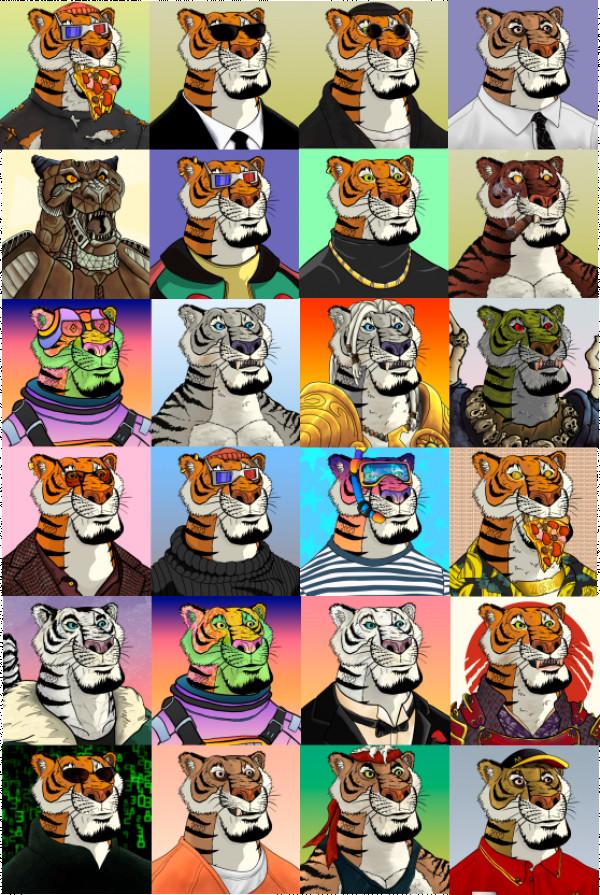 образвы тигр