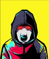 ИЛЛЮСТРАЦИЯ/ кибер пёс