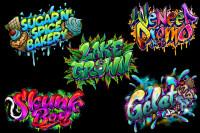 ИЛЛЮСТРАЦИЯ/ графити