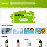 Интернет-магазин – «ДаПрирода»