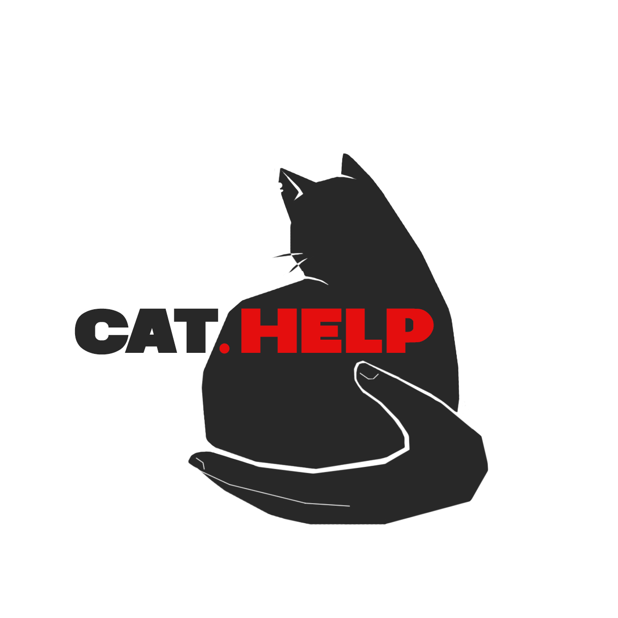 логотип для сайта и группы вк - cat.help фото f_45959da9cdd8db29.jpg