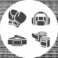 Иконки для сайта спортивных товаров 20шт