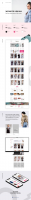 Web Site. Online store of fur coats