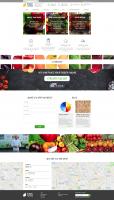 Интернет-магазин натуральной еды