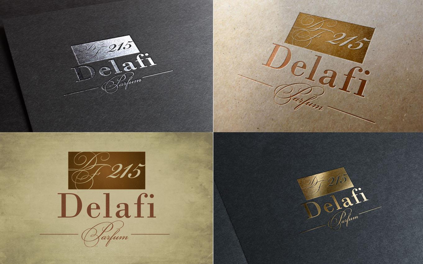 "Разработка логотипа ""Delafi"""