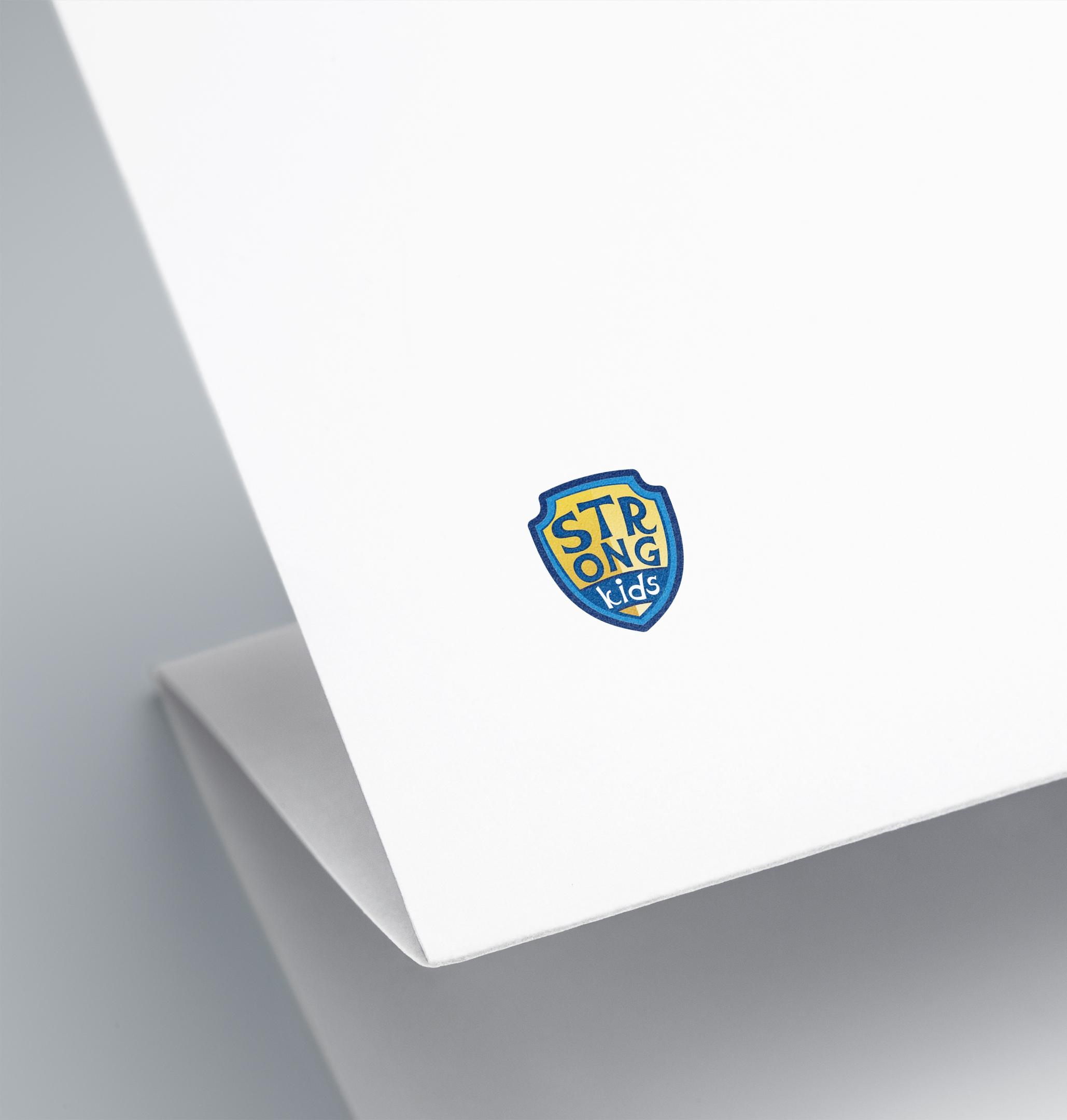 Логотип для Детского Интернет Магазина StrongKids фото f_4705c650843bac61.jpg