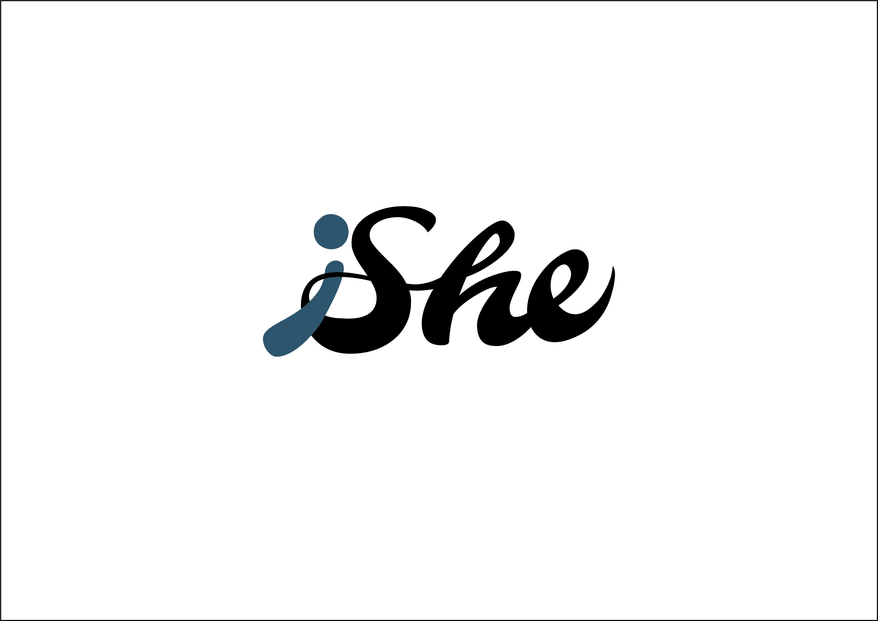 """Создать логотип для торговой марки """"IShe"""" фото f_385600c1a20406cf.jpg"""