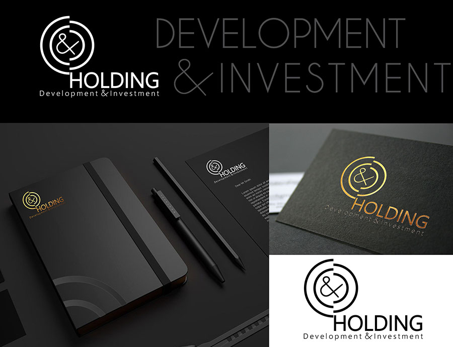 "Разработка Логотипа +  Фирменного знака для компании ""O & O HOLDING"" фото f_2445c7cf64824921.jpg"