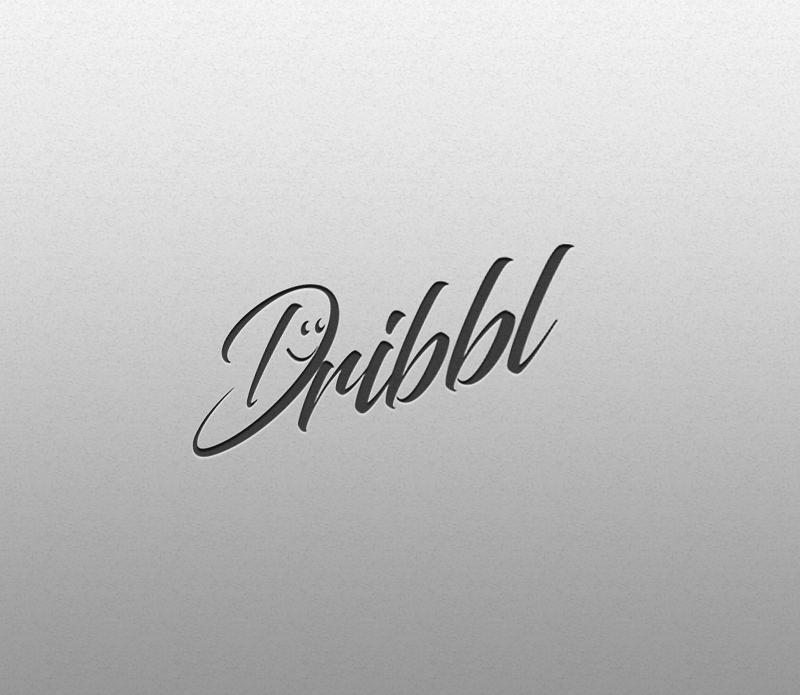 Разработка логотипа для сайта Dribbl.ru фото f_7515a9c36d971b8a.jpg