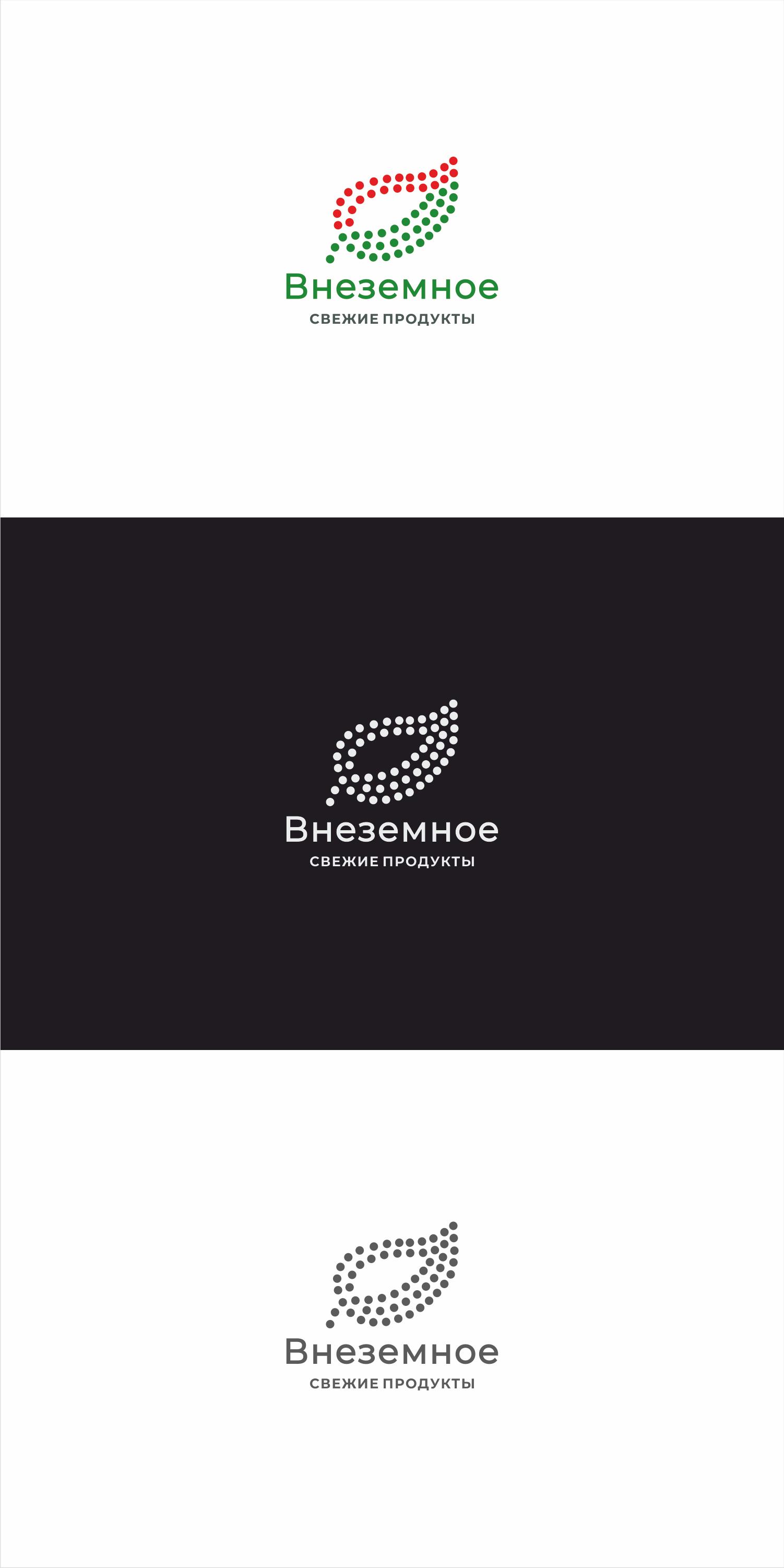"Логотип и фирменный стиль ""Внеземное"" фото f_0405e7a211c67171.png"