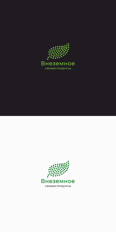 """Логотип и фирменный стиль """"Внеземное"""" фото f_4195e7a1fb56d945.png"""