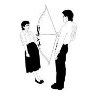 Иллюстрация Отношения во времени