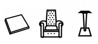 Иконки Мебель