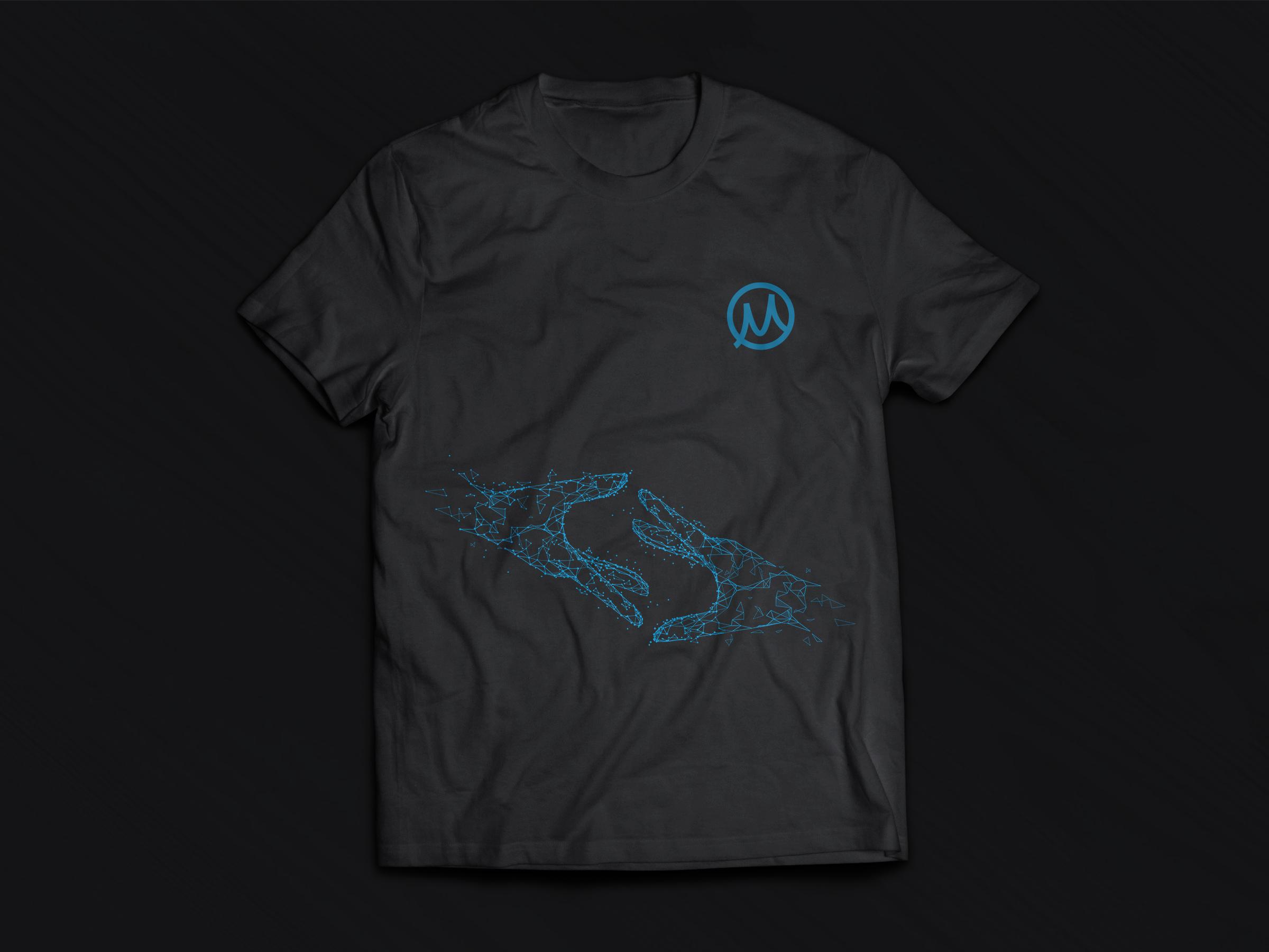 Нарисовать принты на футболки для компании Моторика фото f_35660a15ad476a65.jpg