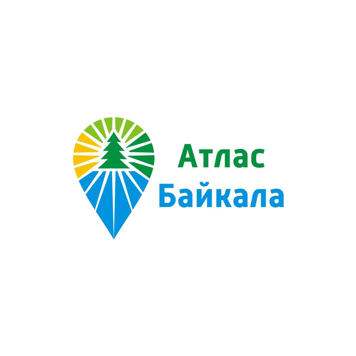 Разработка логотипа Атлас Байкала фото f_0835b19255ce82e1.jpg