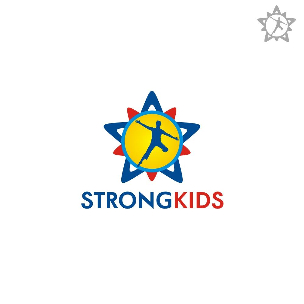 Логотип для Детского Интернет Магазина StrongKids фото f_8245c895c5dc67a0.jpg