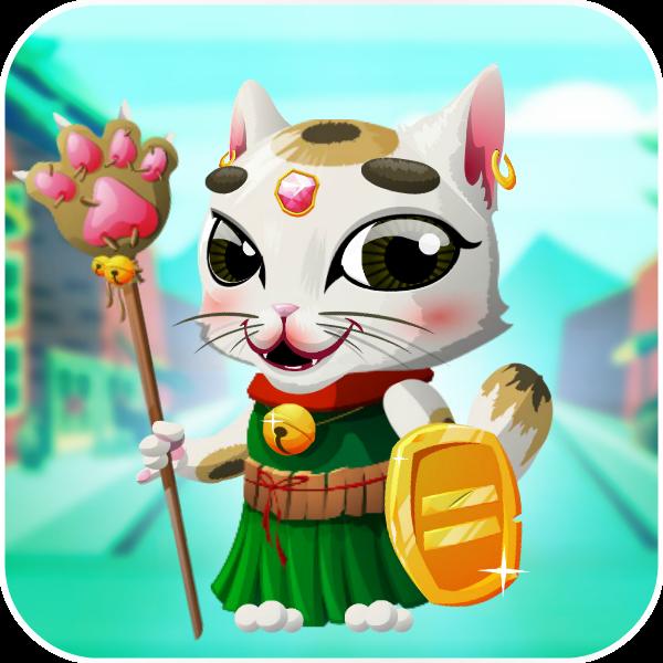 Анимация для мобильной игры Lucky Buddies #2