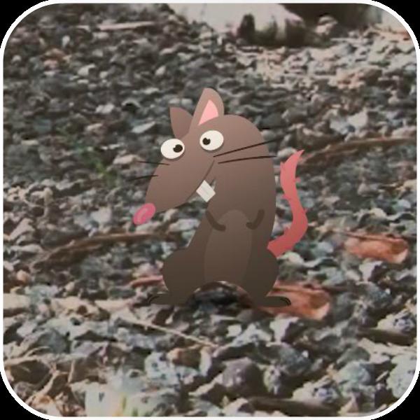 Мышка-сосиска