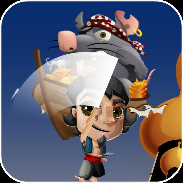 Анимация для мобильной игры Lucky Buddies #3