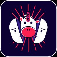 Анимация лого Liya Mur