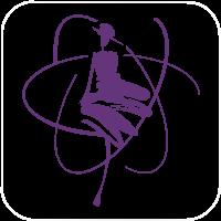 Анимация логотипа Атом