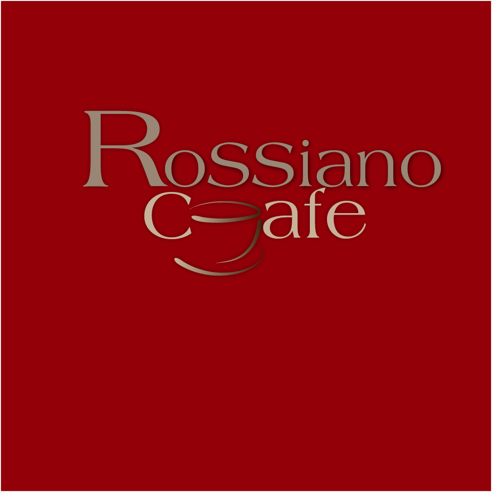 Логотип для кофейного бренда «Rossiano cafe». фото f_59957b5fa7c77171.jpg