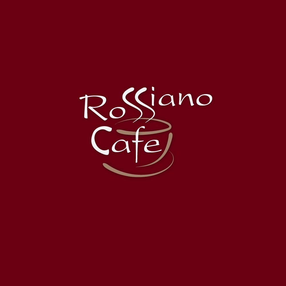 Логотип для кофейного бренда «Rossiano cafe». фото f_88957b73ce497079.jpg