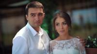 Монтаж клипа свадебной прогулки