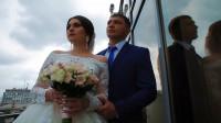 Ролик свадебной прогулки в отеле