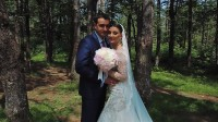 Монтаж клипа свадебной прогулки + вся свадьба