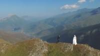 Свадебная прогулка в горах