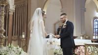 Свадебная церемония пары из Майами