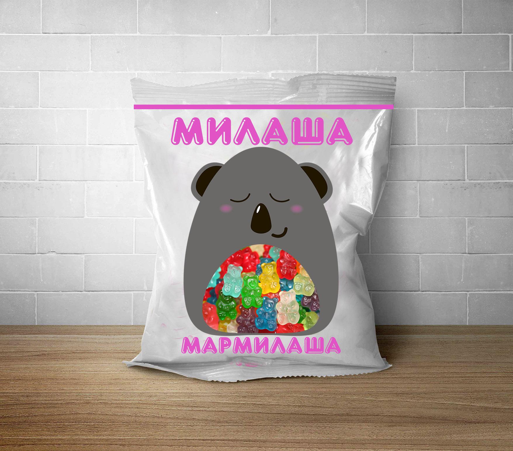 """Логотип для товарного знака """"Милаша-Мармилаша"""" фото f_1985876094c6bd33.jpg"""