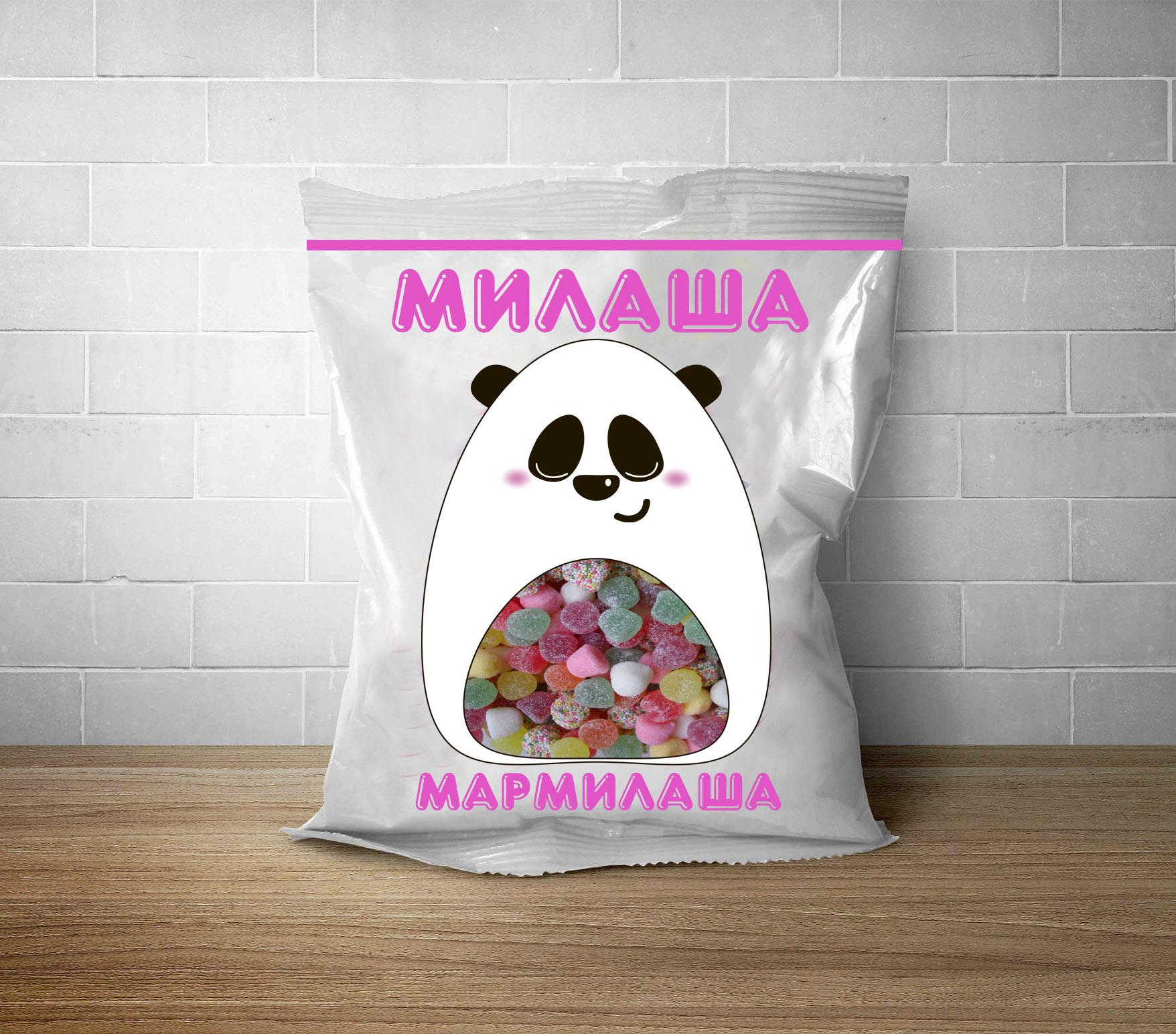 """Логотип для товарного знака """"Милаша-Мармилаша"""" фото f_91258760997d0c6e.jpg"""