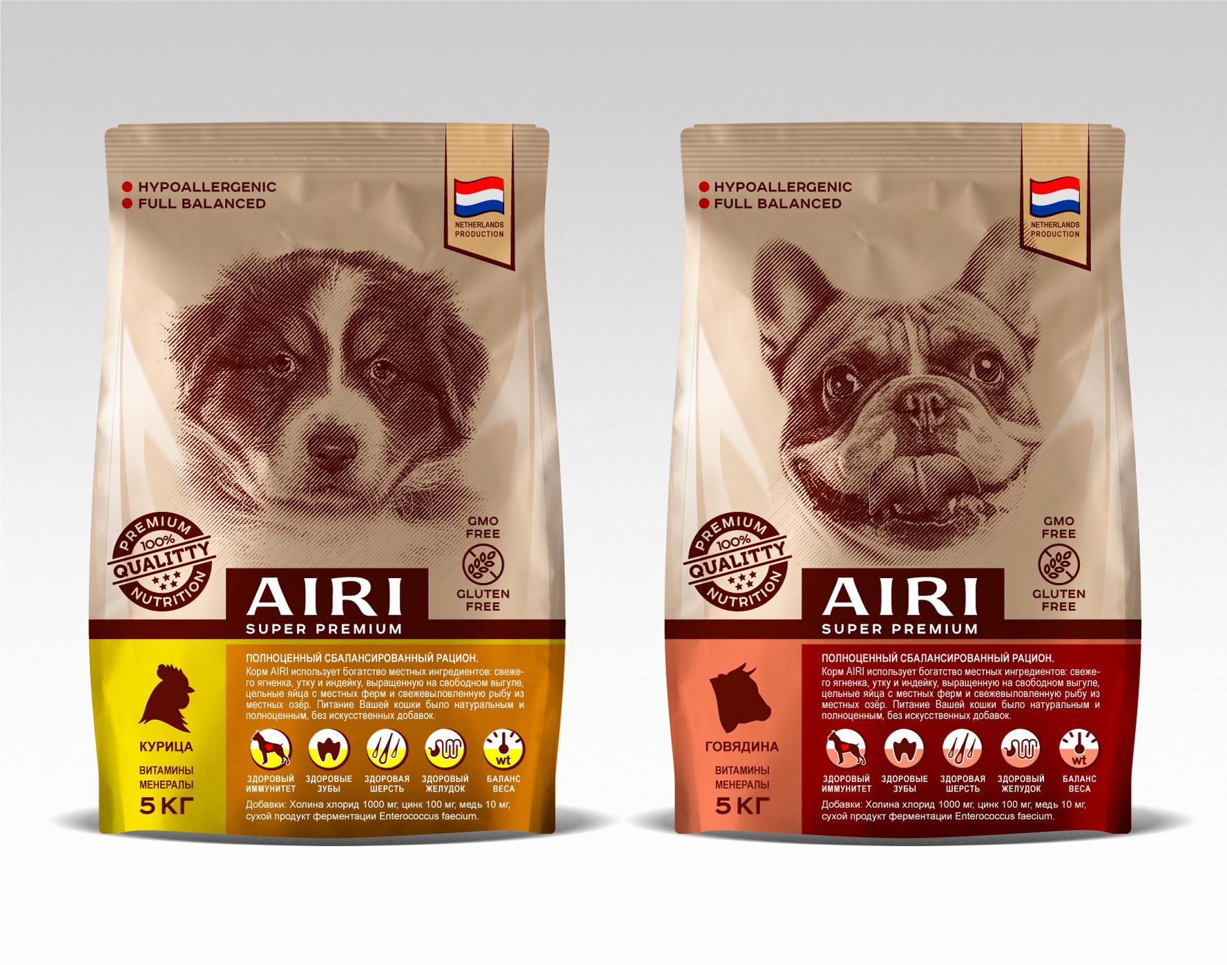 Создание дизайна упаковки для кормов для животных. фото f_6815ae74e4a37a40.jpg