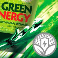 Unilever Калина. GREEN-ENERGY набор. Концепт упаковки